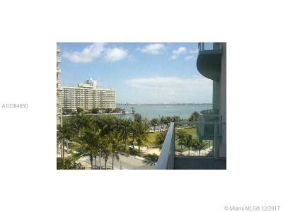Condo For Sale: 1900 N Bayshore Dr #710