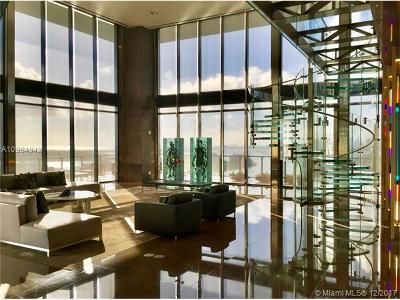 Miami Beach Condo For Sale: 800 S Pointe Dr #PH-2204