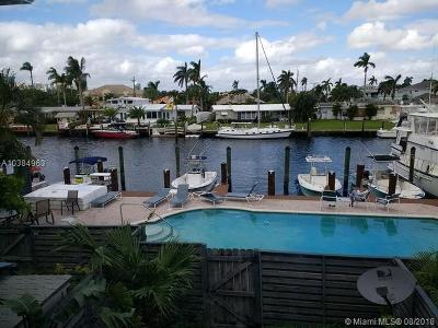 Fort Lauderdale Condo For Sale: 1501 SE 15th St #2-5