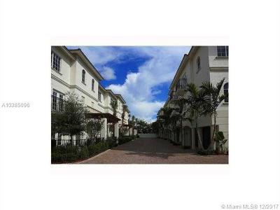 Palm Beach County Condo For Sale: 1001 N Federal Hwy #4
