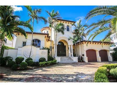 North Miami Single Family Home For Sale: 1930 NE 119th Rd