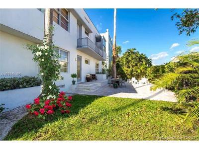 Miami Beach Condo For Sale: 501 12th St #1