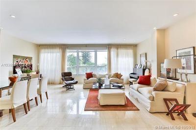 Miami Beach Condo For Sale: 4925 Collins Ave #2G