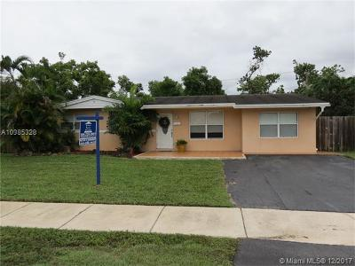 Miami FL Single Family Home For Sale: $329,900