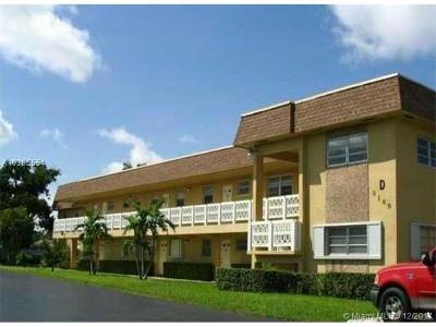 Dania Beach Condo For Sale: 5160 SW 40th Ave #4D