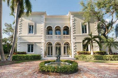 Coral Gables Single Family Home For Sale: 4941 SW 75th Ln