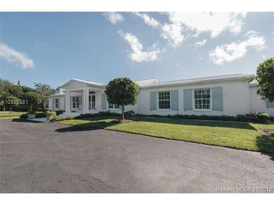 Pinecrest Single Family Home For Sale: 6280 SW 104th St