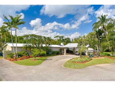 Miami Single Family Home For Sale: 11950 SW 87th Ave