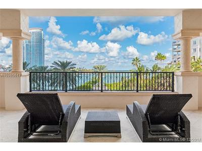 Fisher Island Condo For Sale: 7124 Fisher Island Dr #7124