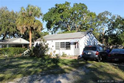 Fort Lauderdale Single Family Home For Sale: 1332 SW 25th Ave