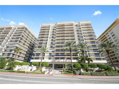 Surfside Condo For Sale: 9559 Collins Ave #S2-H