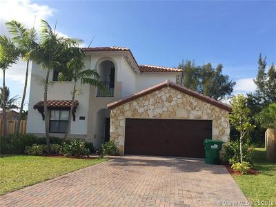 Doral Single Family Home For Sale: 10310 NW 10