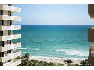 Bal Harbour Condo For Sale: 9801 Collins Ave #12X