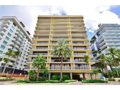Surfside Condo For Sale: 9455 Collins Ave #710