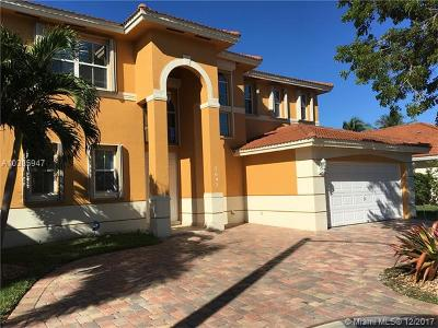 Broward County Single Family Home For Sale: 2692 SW 137th Ter