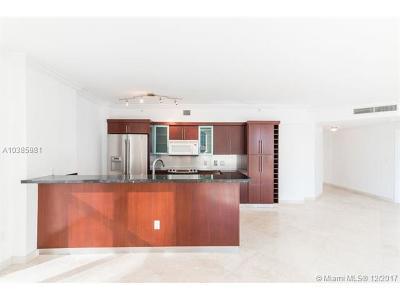 Miami Condo For Sale: 17555 Atlantic Bl #602