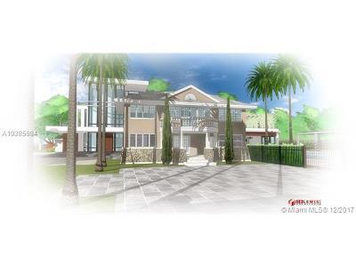 Miami Single Family Home For Sale: 8812 NE 10th Ave
