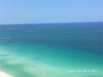 Sunny Isles Beach Condo For Sale: 17201 Collins Ave #3607