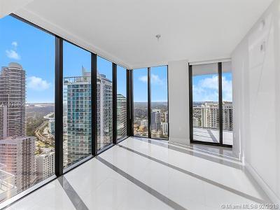 Miami Condo For Sale: 1010 Brickell Ave #3906