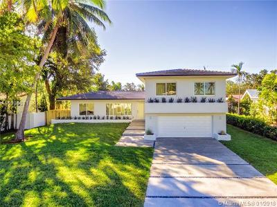 Miami Shores Single Family Home For Sale: 1226 NE 100th St