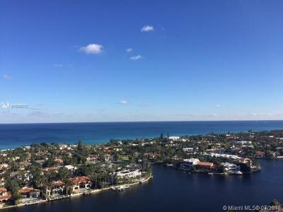 Miami-Dade County Condo For Sale: 21150 Point Pl #2504