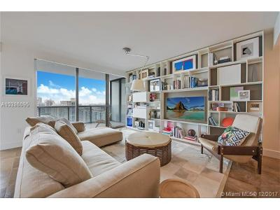 Miami Beach Condo For Sale: 5875 Collins Ave #PH-6