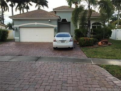 Broward County Single Family Home For Sale: 13494 SW 32nd St