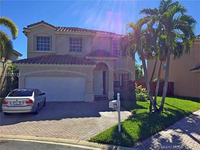 Pembroke Pines Single Family Home For Sale: 2000 NW 100th Ave