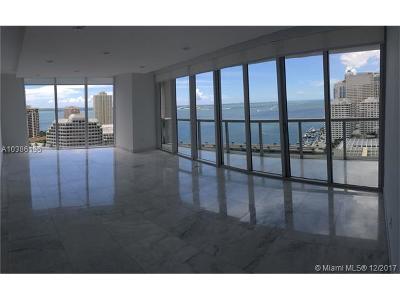 Miami Condo For Sale: 495 Brickell Ave #2101