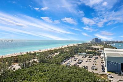 Sunny Isles Beach Condo For Sale: 100 Bayview Dr #2023