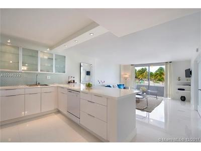 Miami-Dade County Condo For Sale: 465 E Ocean Dr #219