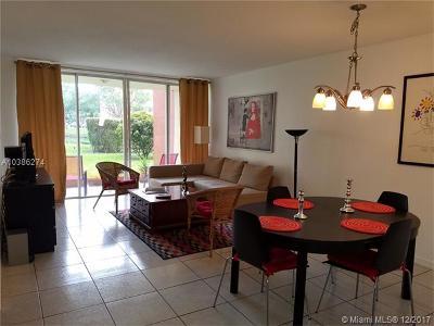 Miami Condo For Sale: 1770 NE 191st St #107-1