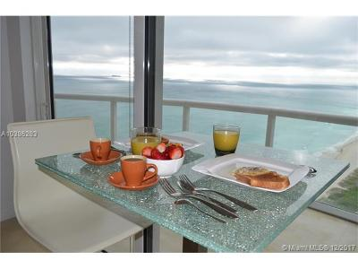 Miami Beach Condo For Sale: 6365 Collins Av #3506