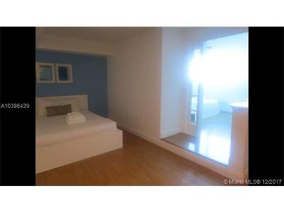Miami Beach Condo For Sale: 5445 Collins Ave #433