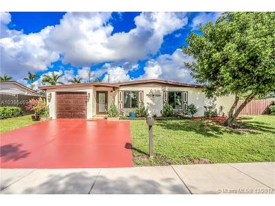 Hialeah Single Family Home For Sale: 8251 NW 185th Ter