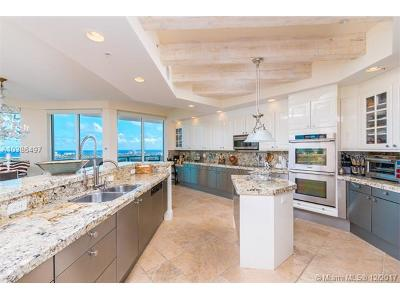 Fort Lauderdale Condo For Sale: 411 N New River Dr E #PH38-A