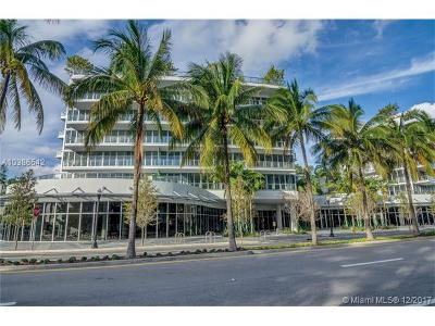 Miami Beach Condo For Sale: 801 S Pointe Drive #201