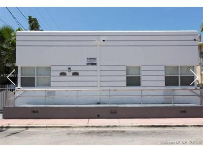 Miami Beach Multi Family Home For Sale: 726 8th St