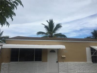 North Miami Single Family Home For Sale
