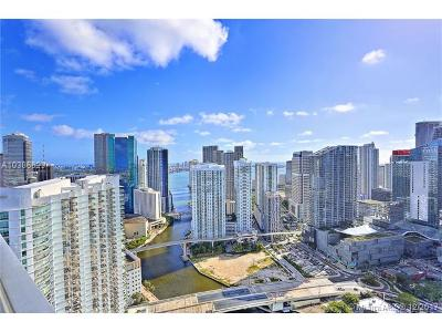 Condo For Sale: 90 SW 3rd St #PH-14