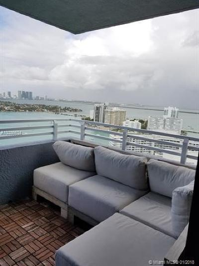 Miami Beach Condo For Sale: 1330 West Ave #3101