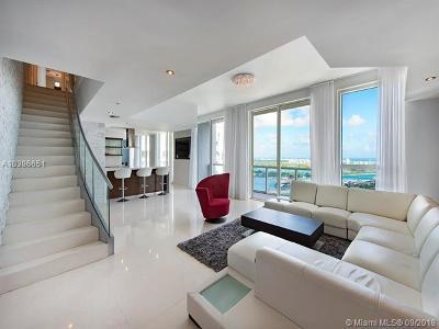 Miami Condo For Sale: 253 NE 2nd St #4907
