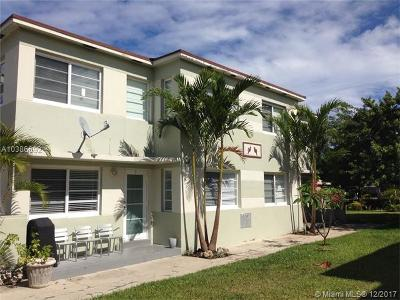 Miami-Dade County Multi Family Home For Sale: 1776 Normandy Dr