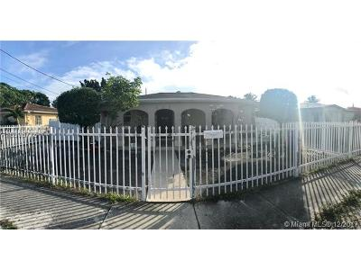 Miami Single Family Home For Sale: 505 SW 62nd Ct