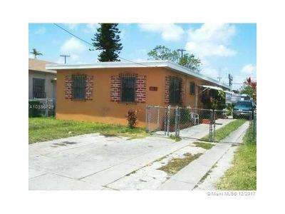 Miami-Dade County Multi Family Home For Sale: 2465 NW 35th St