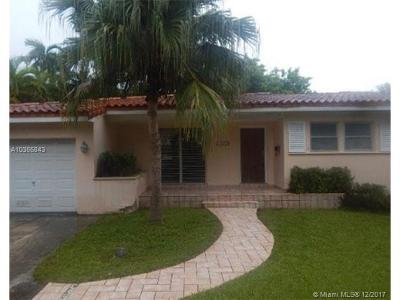 Coral Gables Single Family Home For Sale: 1525 Palancia Ave