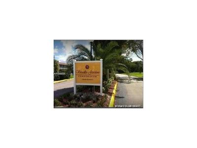 Broward County Condo For Sale: 8040 Colony Cir #203