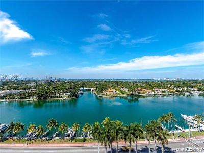 Miami-Dade County Condo For Sale: 5005 Collins Ave #603
