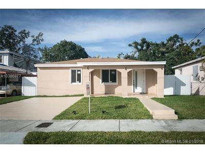 Miami Single Family Home For Sale: 316 SW 62 Ave