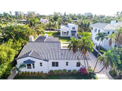 Miami-Dade County Single Family Home For Sale: 1050 NE 84th St